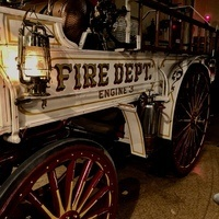 Lantern Night at The Fire Museum of Maryland
