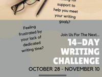 14-Day Writing Challenge