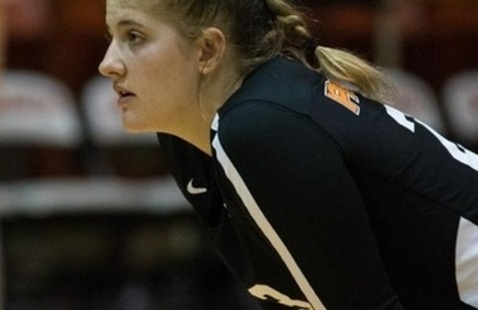 Women's volleyball at University of San Francisco