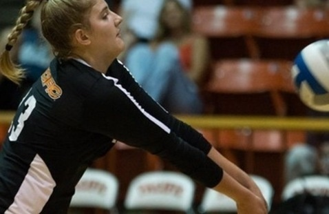 Women's volleyball vs. BYU (giveaway night)
