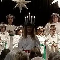 Sankta Lucia Celebration