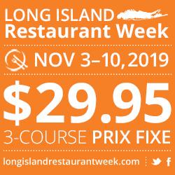 Fall Long Island Restaurant Week