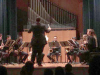 Sax-Chamber Orchestra Concert
