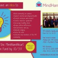 MindHandHeart Innovation Fund Info Session