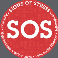 Stress Less kits & Trail Mix, Signs of Stress Week