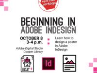 Beginning in Adobe InDesign