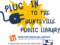 Campus Sign-Up for Huntsville Public Library Cards