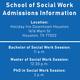 Houston—School of Social Work Undergraduate Info Session