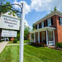 the mcguffey house museum