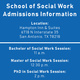 San Antonio—School of Social Work Undergraduate Info Session