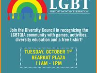 LGBT History Month Celebration