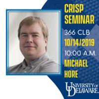 CRiSP Seminar: Michael Hore, Case Western Reserve University