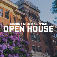 Marine Studies Initiative Open House
