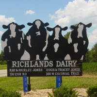 Fall Festival at Richlands Dairy Farm