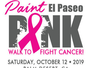 13th Annual Paint El Paseo Pink