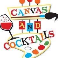 Program Council's Canvas and Cocktails event