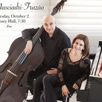 Guest Artist Concert: Duo Masciadri-Frazão