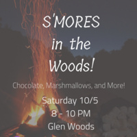 HRL Weekends: S'Mores in the Woods