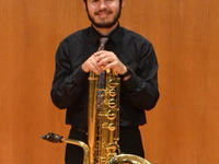 Robert Cook - Saxophone Senior Recital