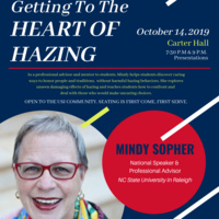 Mindy Sopher: Getting to the Heart of Hazing