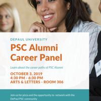 PSC Alumni Career Panel