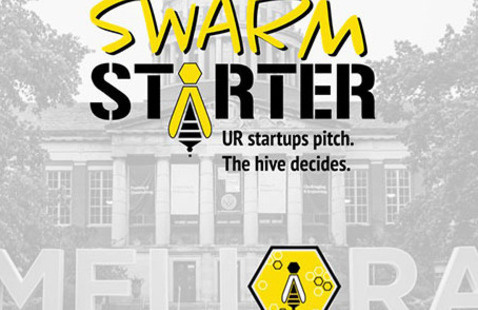 Swarm Starter: Startups Pitch. The Hive Decides.