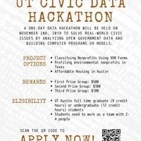 UT Civic Data Hackathon