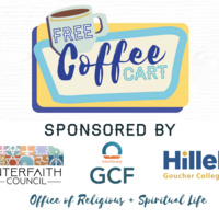 Coffee Cart hosted by the Office of Religious and Spiritual Life