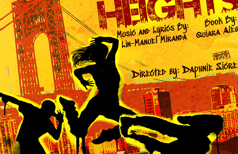 In the Heights by Quiara Alegria Hudes