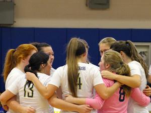 Blue & Gold Celebration: Women's Volleyball Game & Alumni Reception