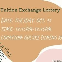 Tuition Exchange Lottery
