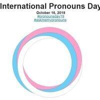 International Pronouns Day at IC