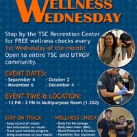 BUREC | Wellness Wednesday