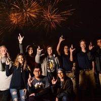 Homecoming Bonfire & Fireworks Show