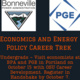 Economics and Energy Policy Career Trek