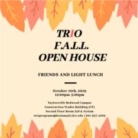 TRIO Open House