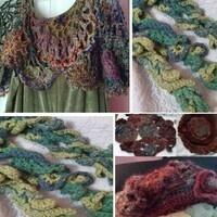 Free Form Crochet Workshop