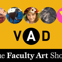 2019 Visual Art & Design Department Faculty Art Show Opening Reception