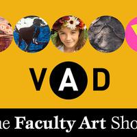 2019 Visual Art & Design Department Faculty Art Show