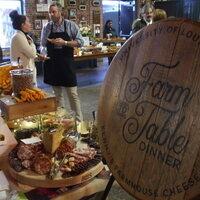 Farm-To-Table Dinner & Josh Smith Memorial Sustainability Award Ceremony