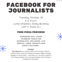 Society of Professional Journalists (SPJ) Facebook for Journalists Workshop