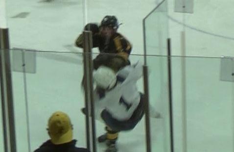 Men's Hockey Game vs. Syracuse