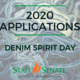 2020 Denim Spirit Day Applications