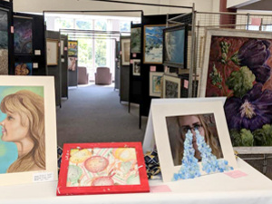 Art Show @ Pitt-Greensburg Reception