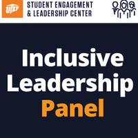Inclusive Leadership Panel Series
