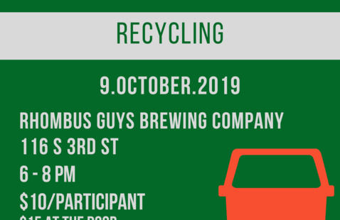 Green Decisions in Grand Forks: RECYCLING - Humanities ND Think & Drink