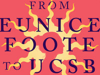 From Eunice Foote to UCSB