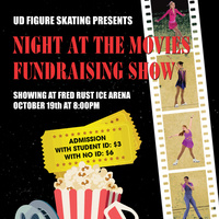 UD Figure Skating Fundraising Show
