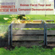 Community Food Resource Week: Koiner Farm Tour and Compost Demonstration