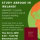 University College Dublin visits MHC